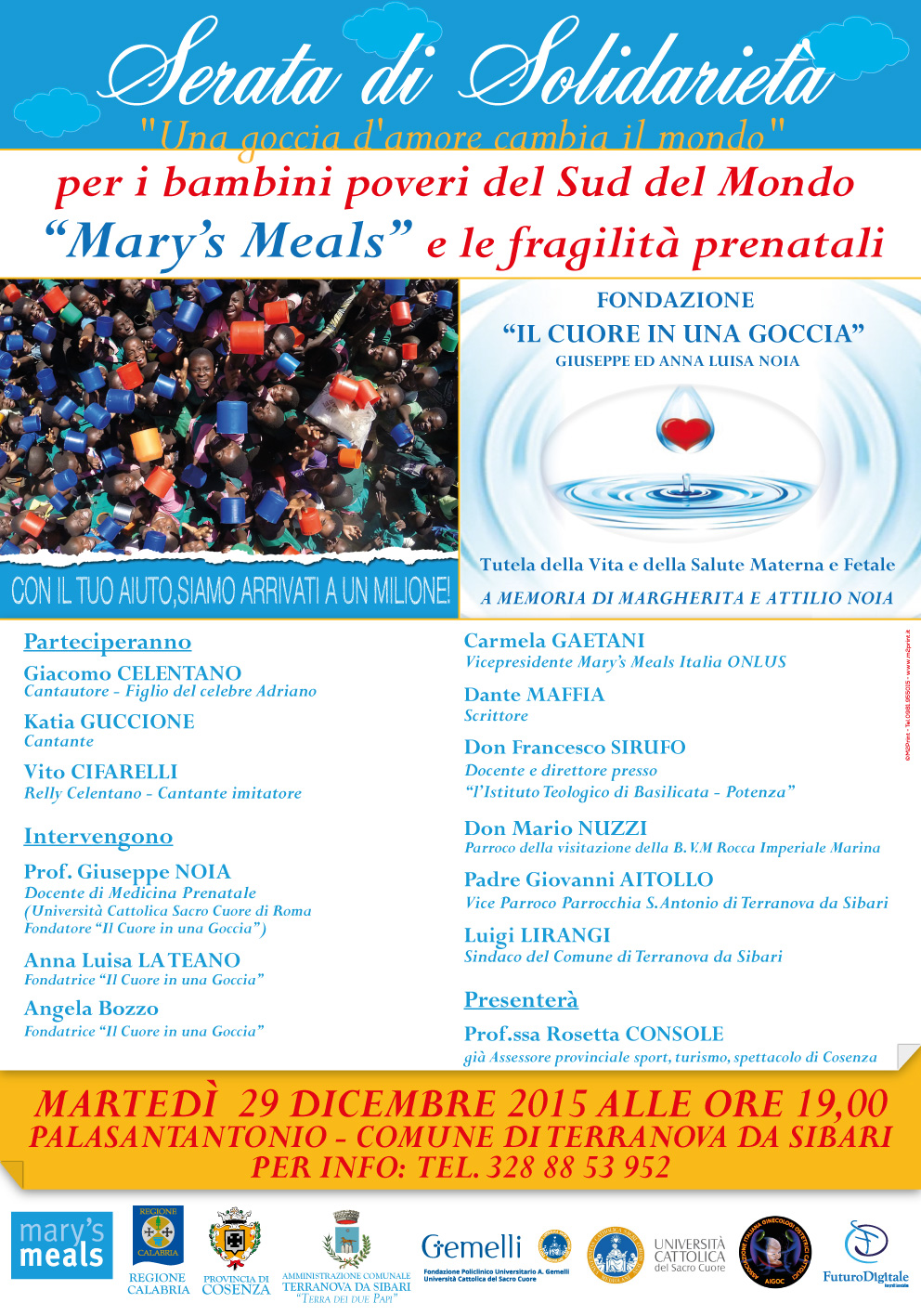 Evening-Solidarietaa---Mary's-Meals