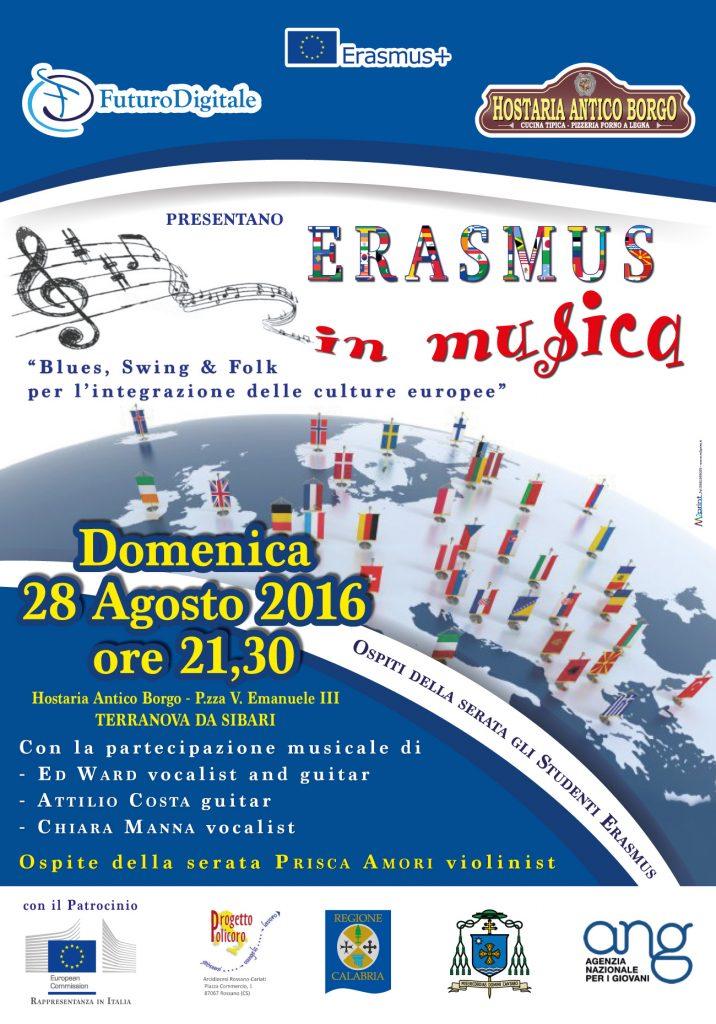 Erasmus-in-musica