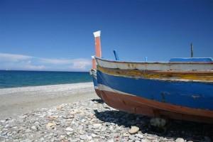 Rossano beach